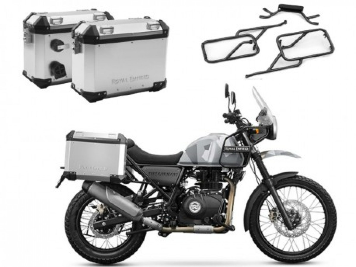 Royal Enfield Himalayan Adventure X1 2020