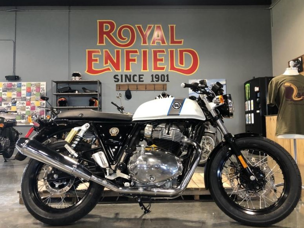 Royal Enfield Continental GT 650 Twin (Dual Colour) 2020