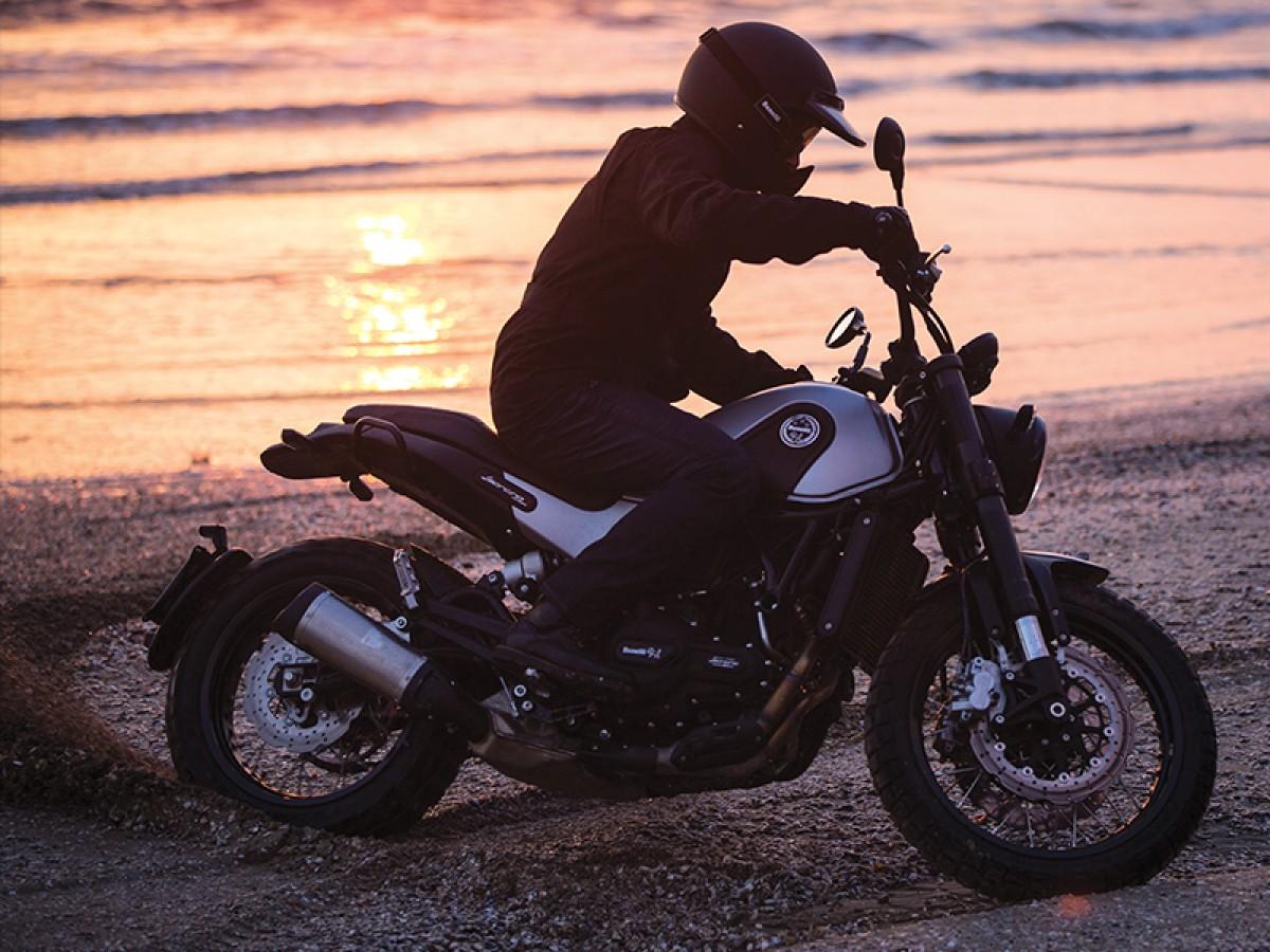 Benelli Leoncino 500cc Trail 2020