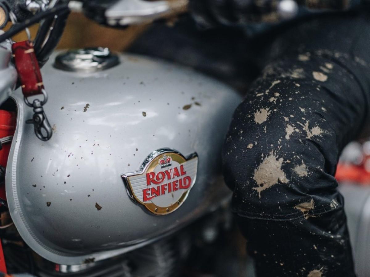 Royal Enfield Classic 500 Trials 2020