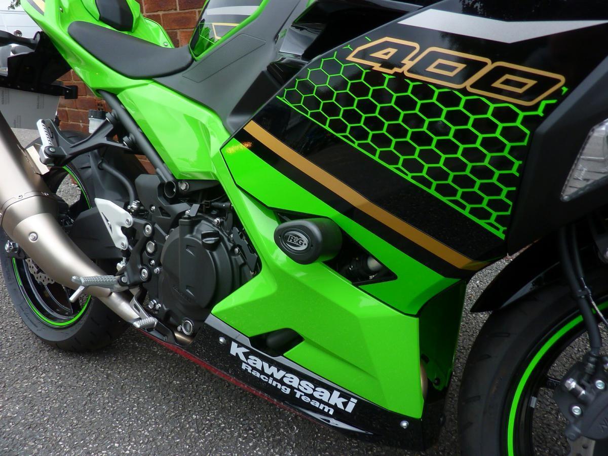KAWASAKI Ninja 400 Performance Edition (EX400GLFA) 2020