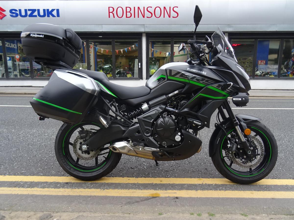 Buy Online Kawasaki KLE650FKFA