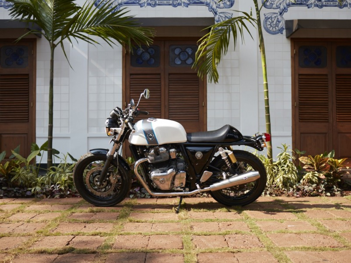 2020 Royal Enfield Continental GT 650 Twin Dual Color