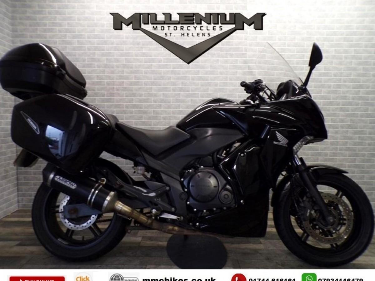 Buy Online Honda CBF1000FA-B