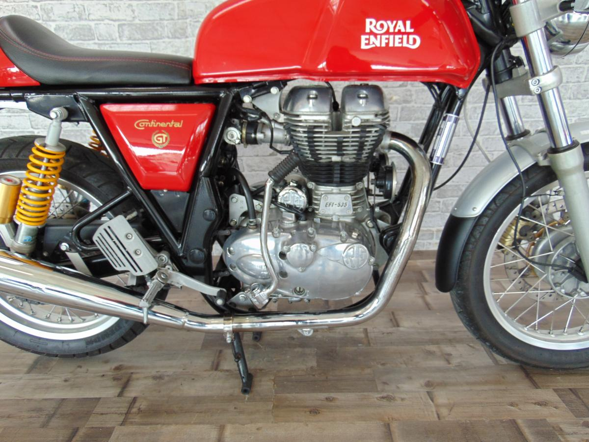 Royal Enfield CONTINENTAL GT 2015