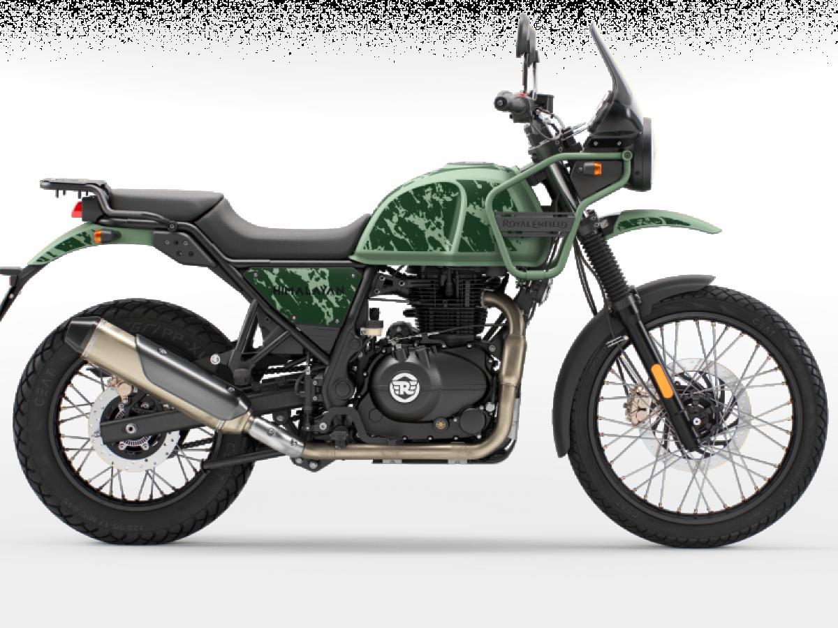 Royal Enfield Himalayan 400 (Dual Colour) 2021