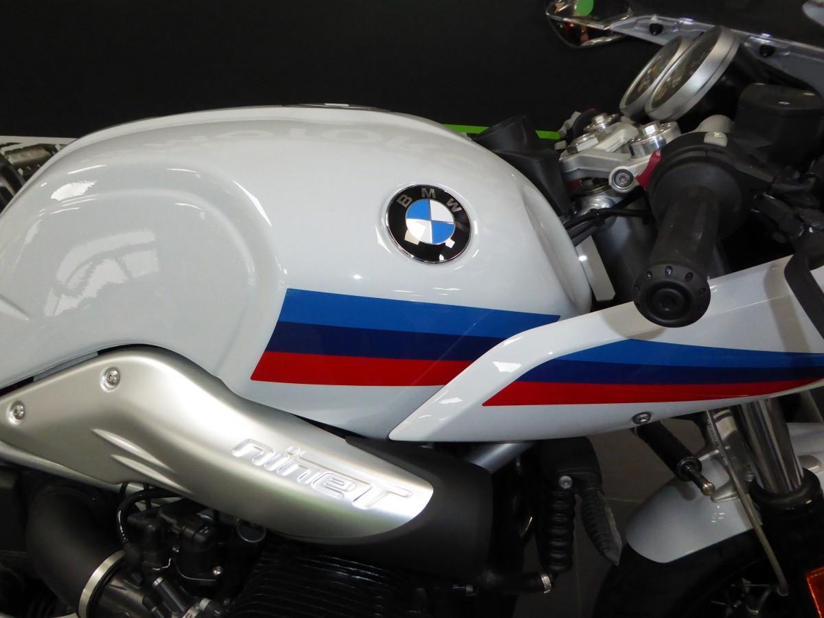BMW R NINE T RACER 2017