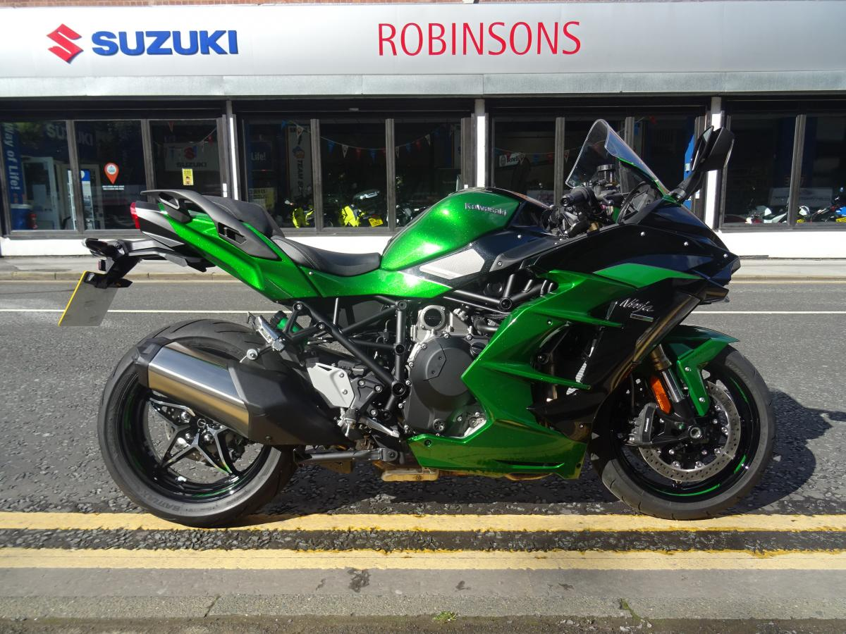 Buy Online Kawasaki Ninja H2 SX SE BJF