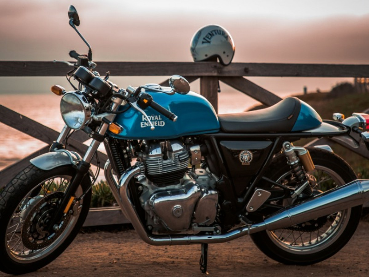 2021 Royal Enfield Continental GT 650 Twin (Solid Colour)