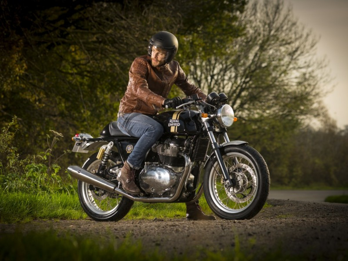 Royal Enfield Continental GT 650 Twin Chrome 2020