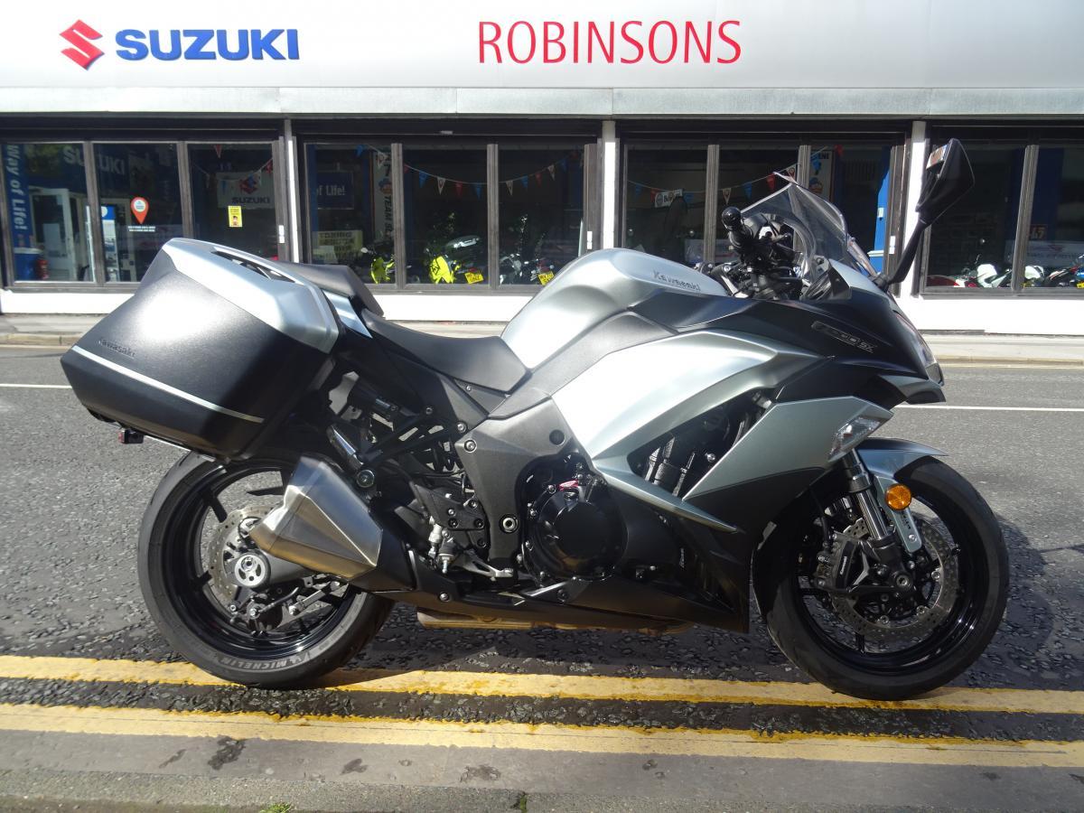 Kawasaki Z1000 SX TOURER 2017