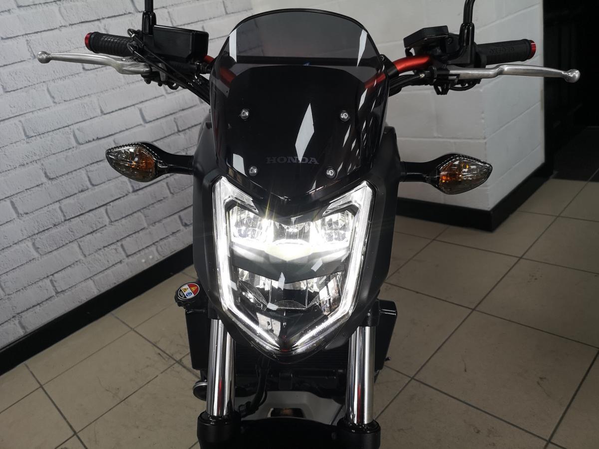 Honda NC750 SA-H 2017