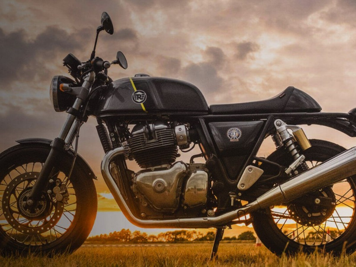 Royal Enfield Continental GT 650 Twin Dual Color 2020