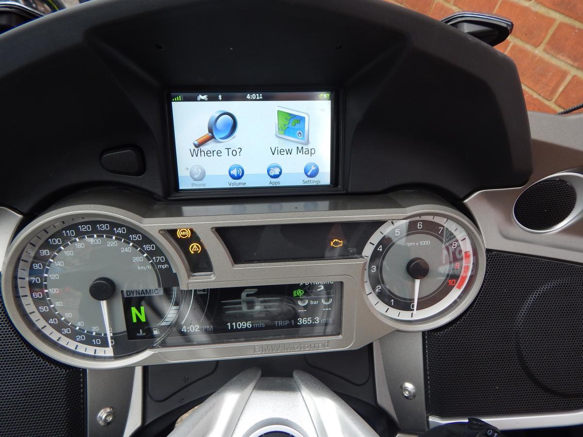 BMW K1600GTL 2018