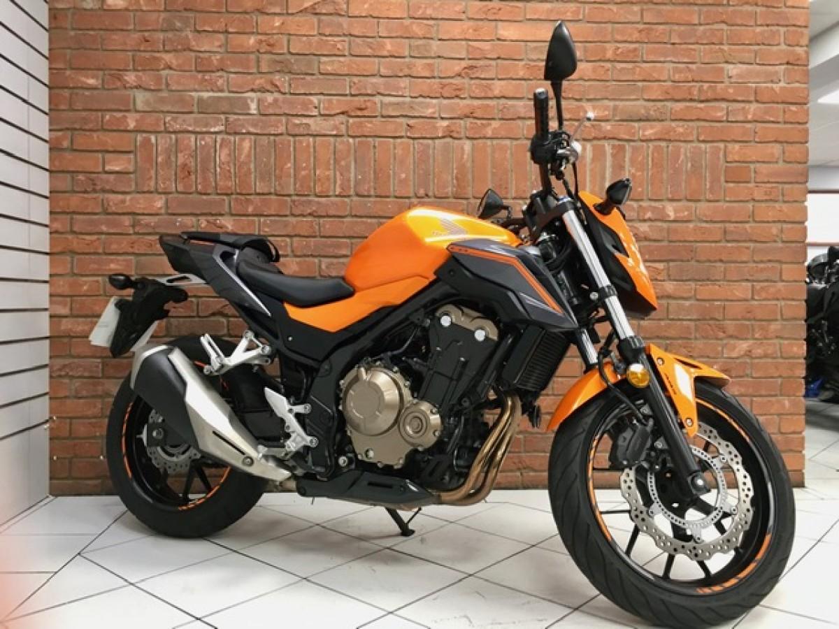 Buy Online HONDA CB 500 FA-H