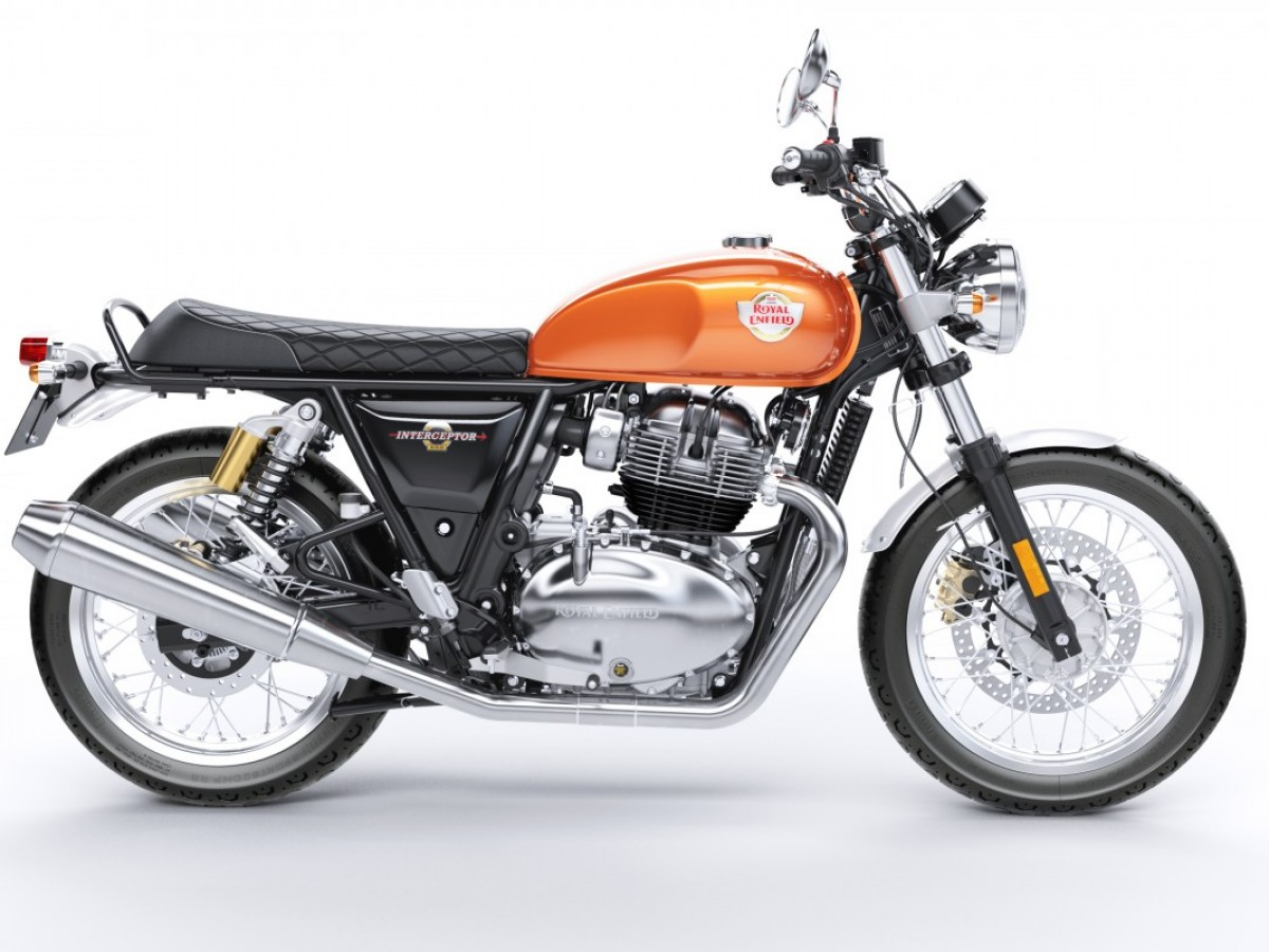 Royal Enfield Interceptor INT 650 Twin (Solid Colour) 2020