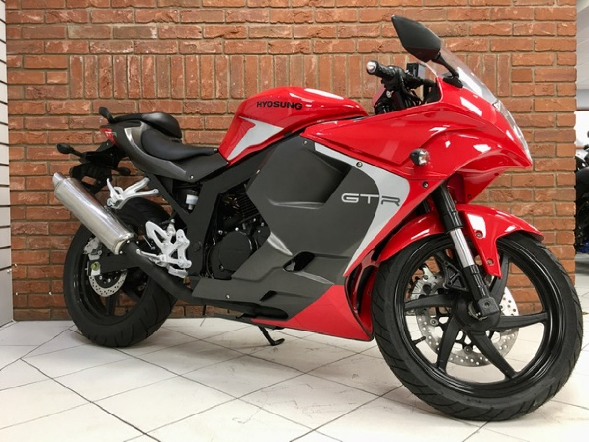 Buy Online Hyosung GT 125 RC