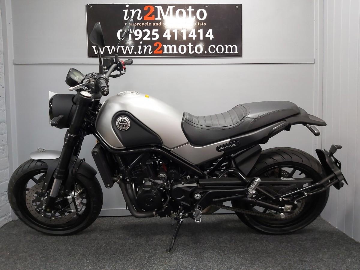 Benelli Leoncino 500cc 2019