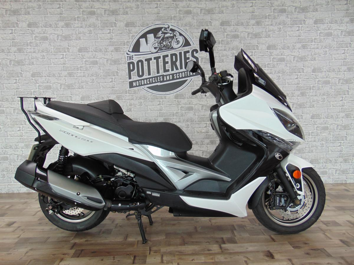 Buy Online KYMCO XCITING 400i ABS