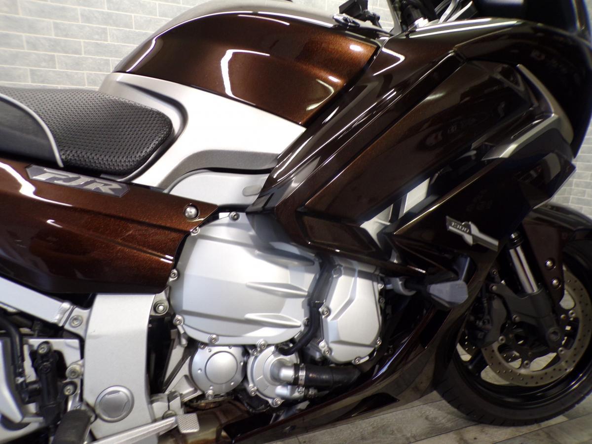 Yamaha FJR1300AE 2014