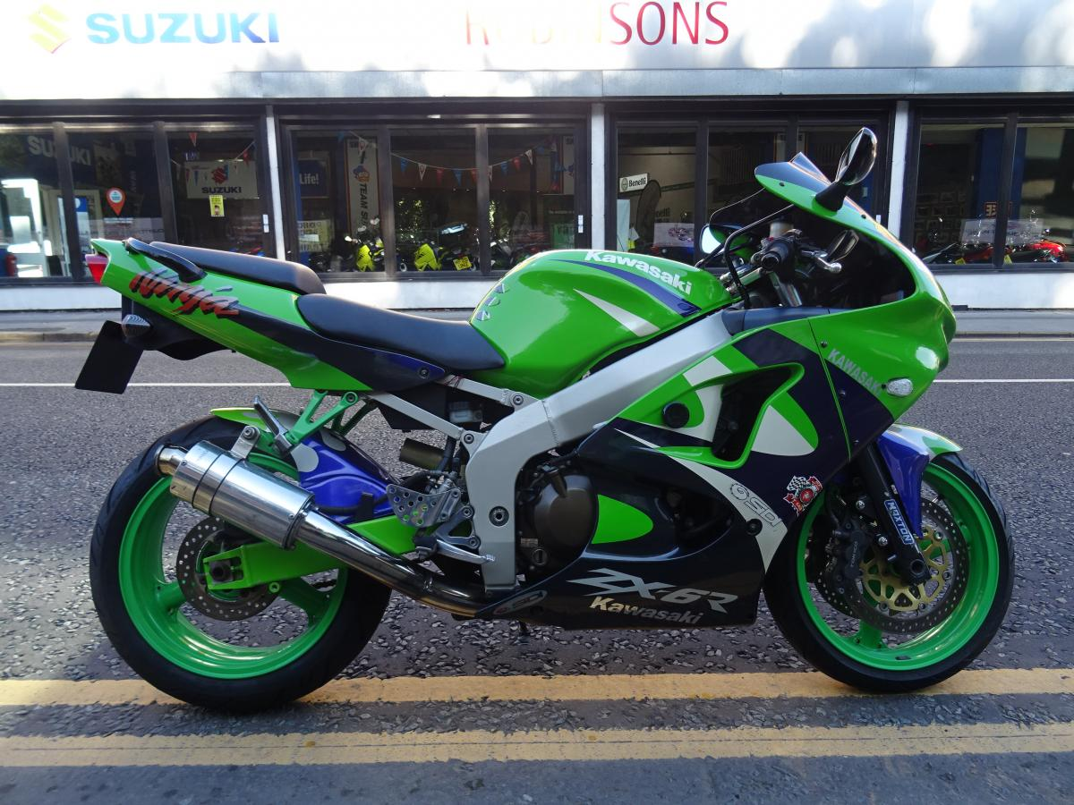 Buy Online Kawasaki ZX600 G2