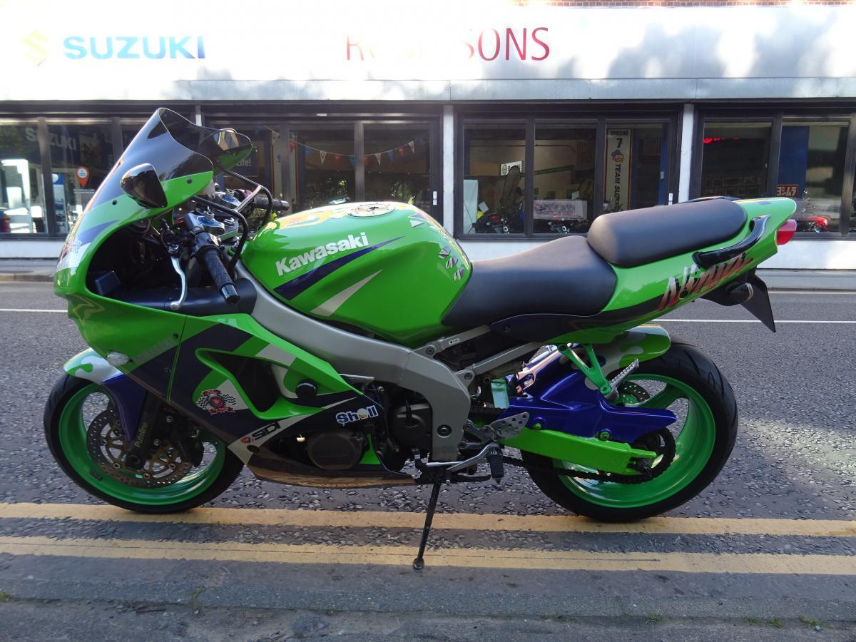 Kawasaki ZX600 G2 1999
