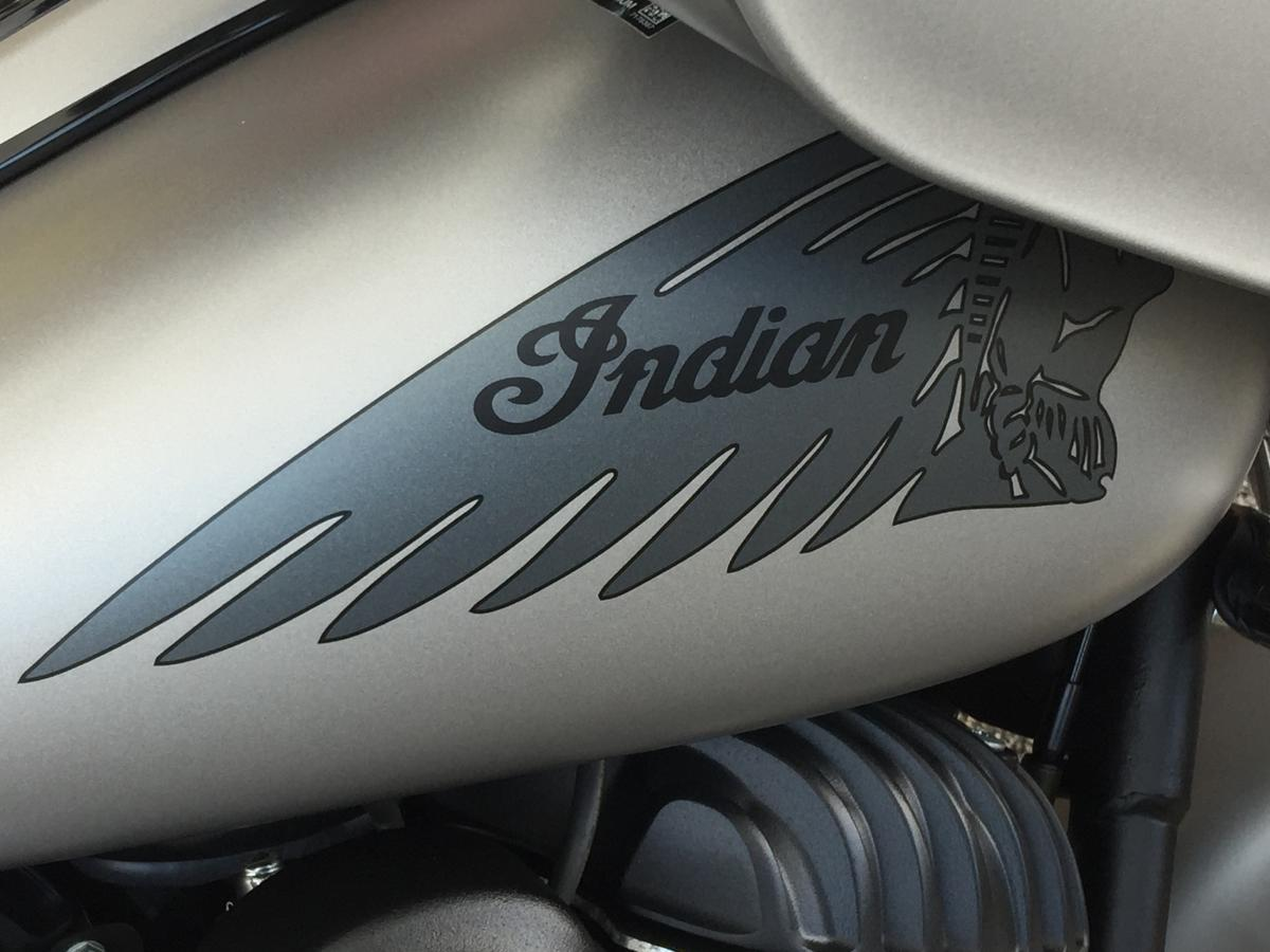 INDIAN CHIEFTAIN 2017