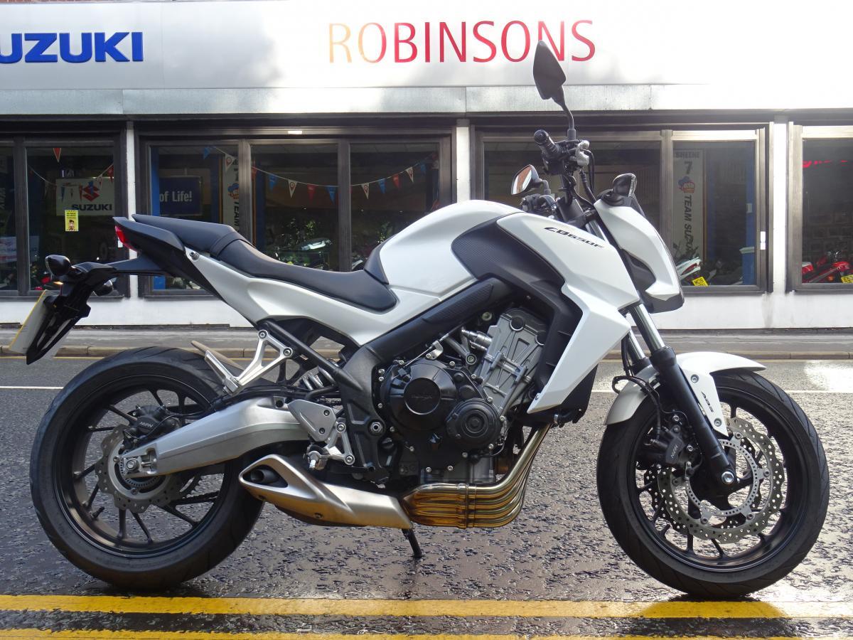 Buy Online Honda CB 650 FA-E