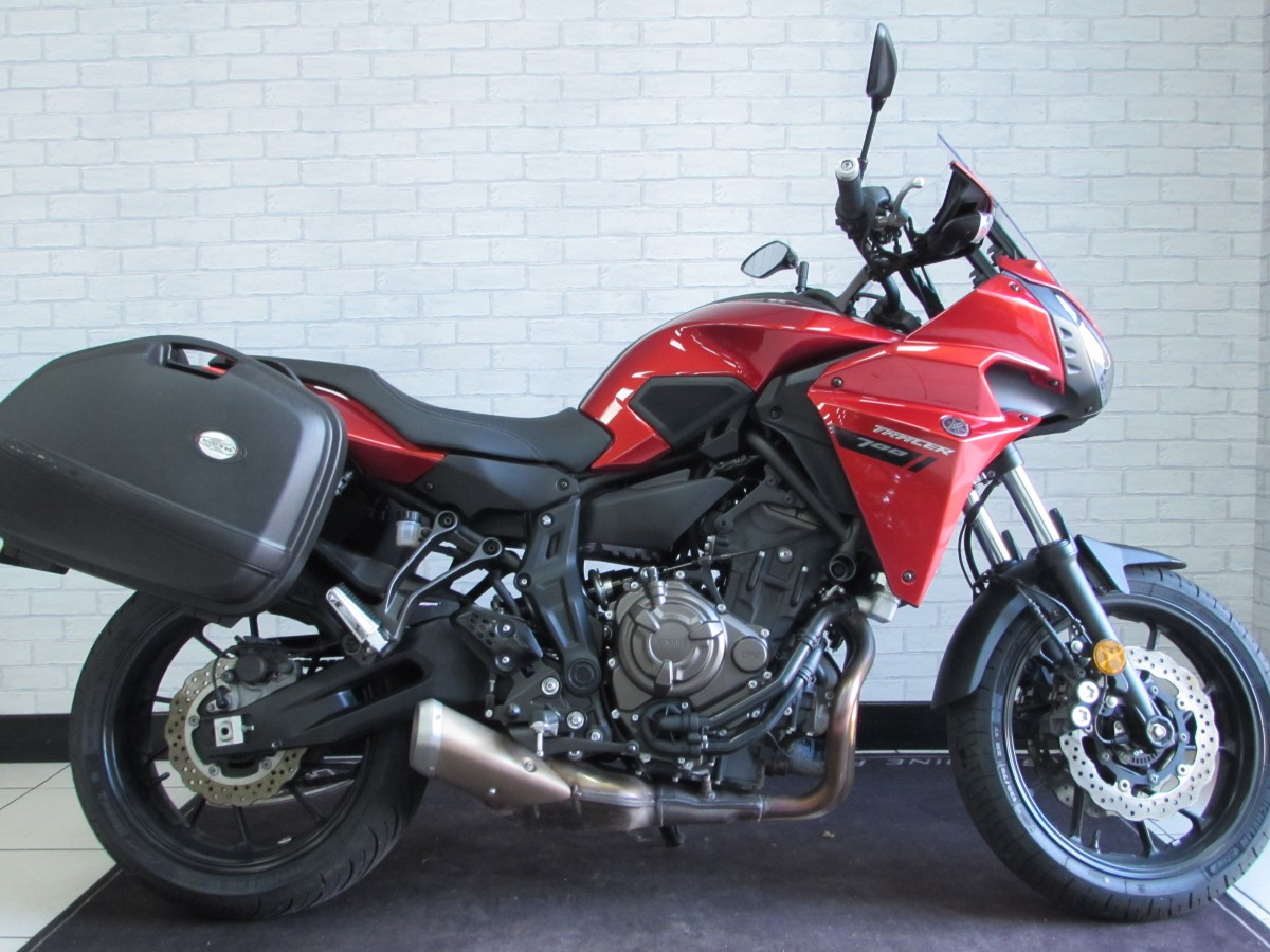 Buy Online YAMAHA MT07 TRACER