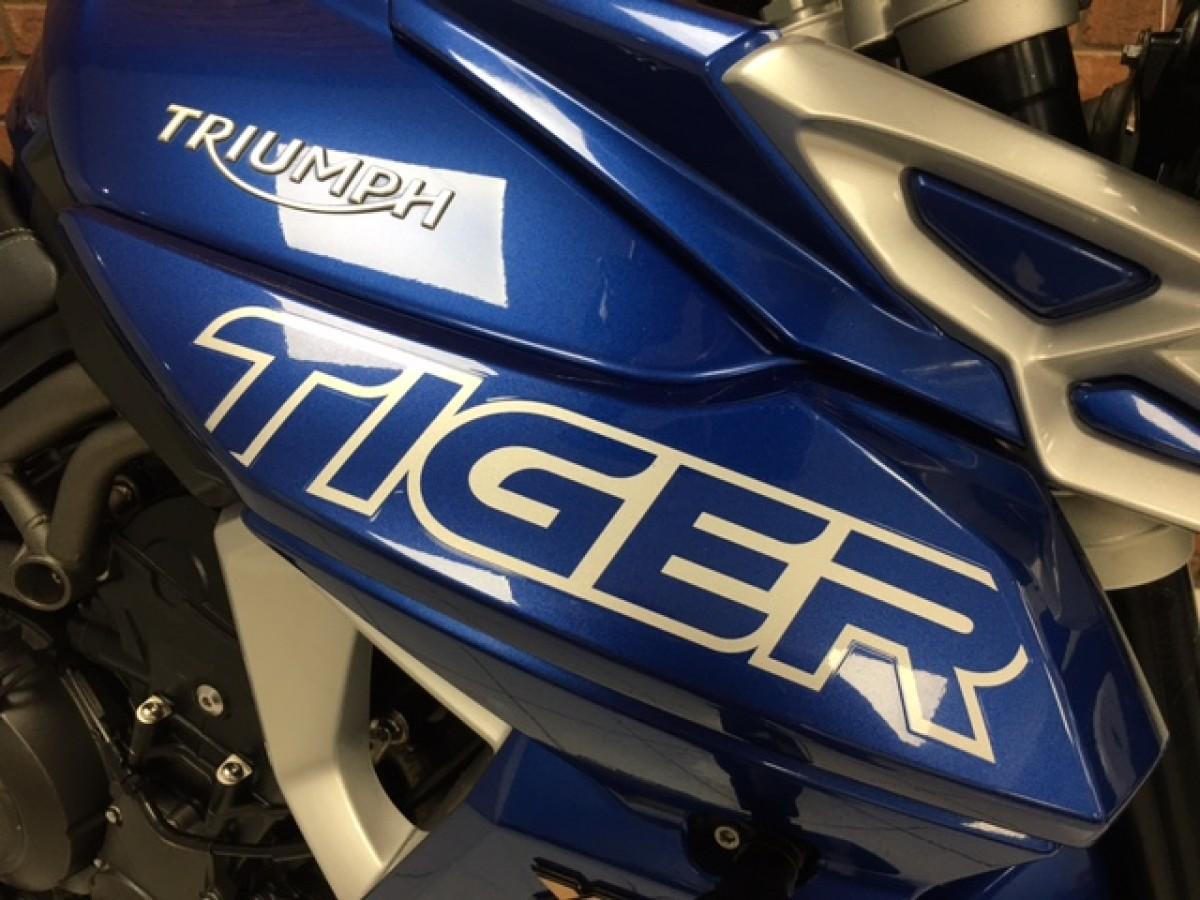 TRIUMPH TIGER 800 XRX 2019