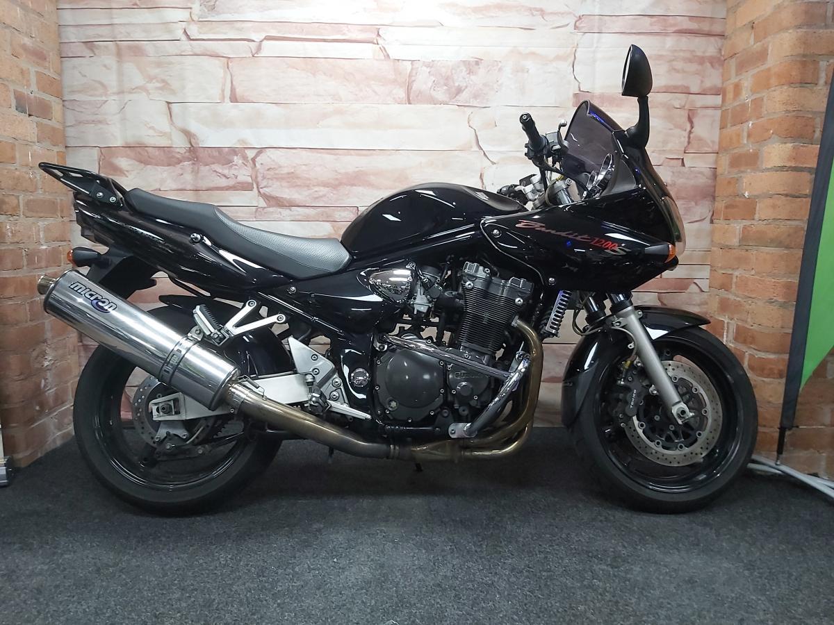 Buy Online Suzuki GSF1200 SK5