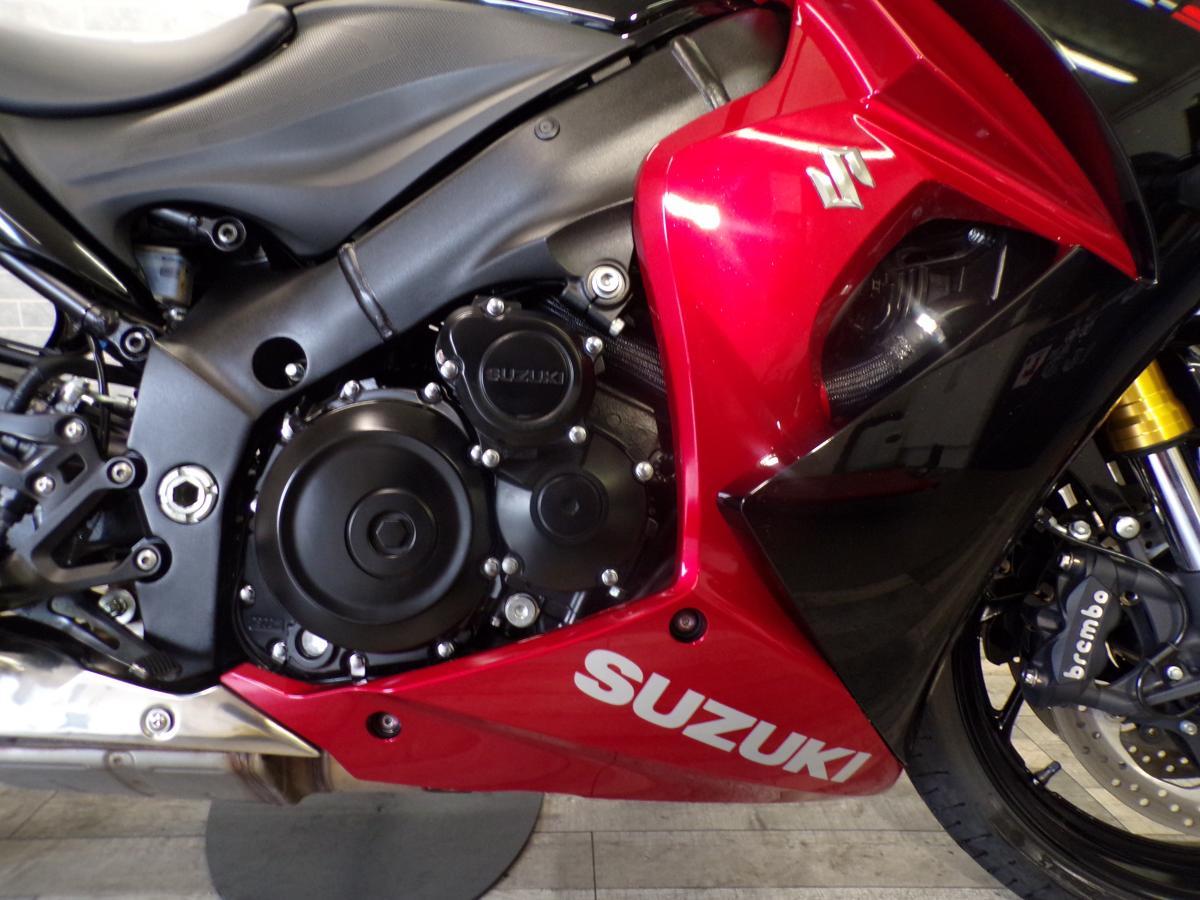 Suzuki GSX-S1000FA L8 2018