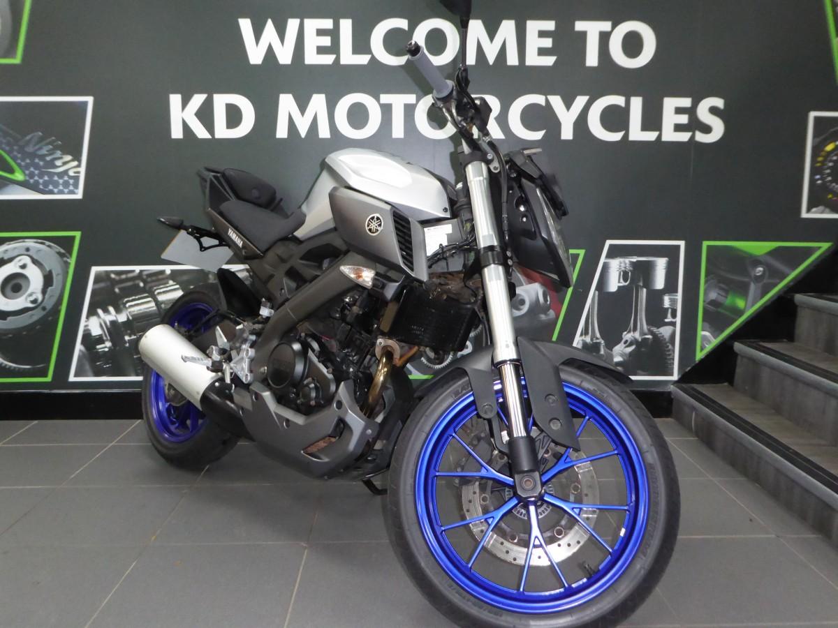 Yamaha MT-125 ABS 2016