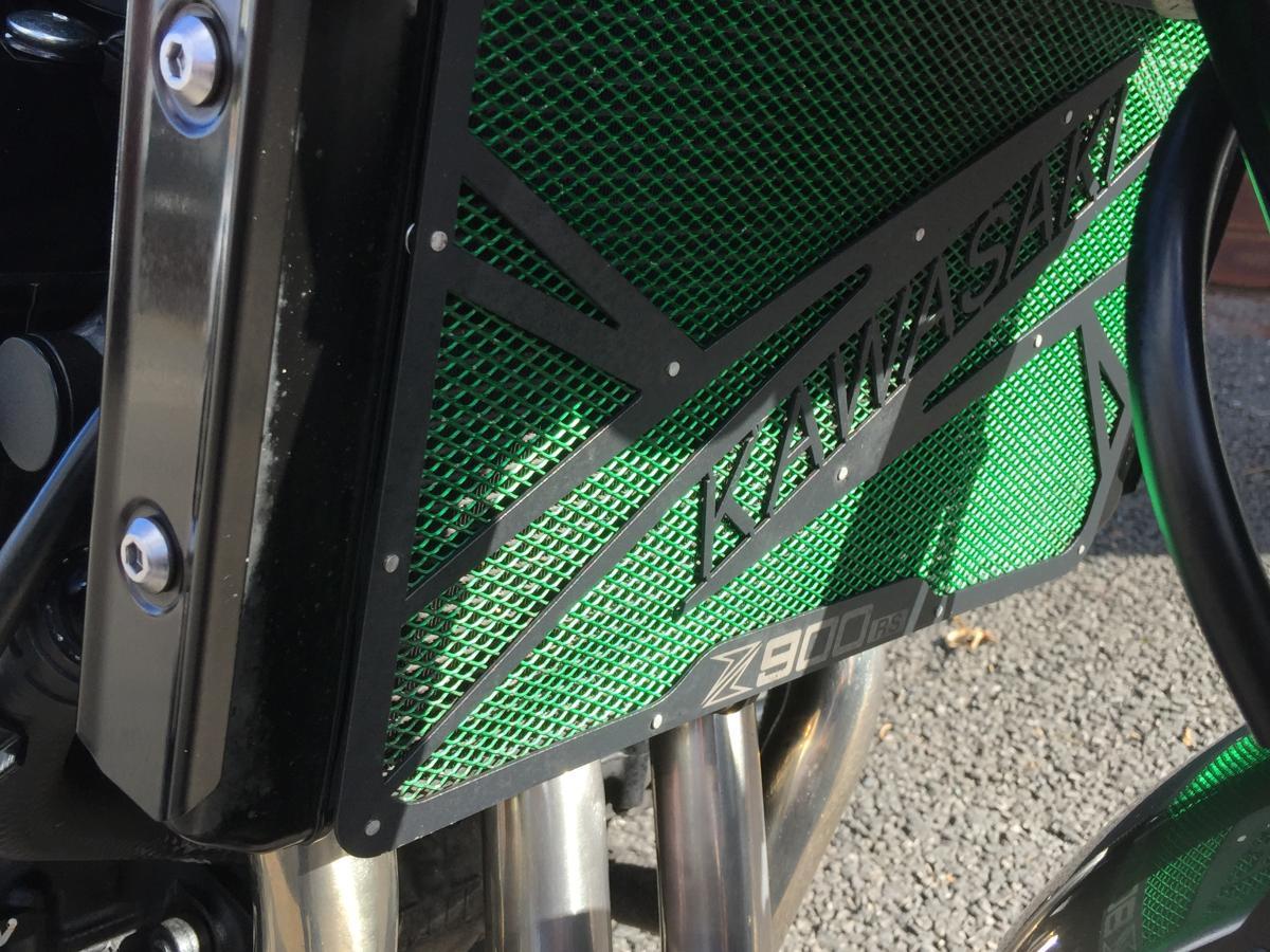 KAWASAKI Z900RS CAFE  Racer ZR900EKF 2019