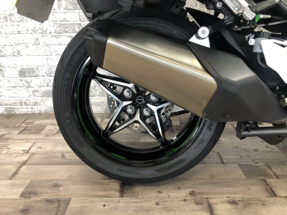 Kawasaki Ninja BKF SX SE Tourer 2019