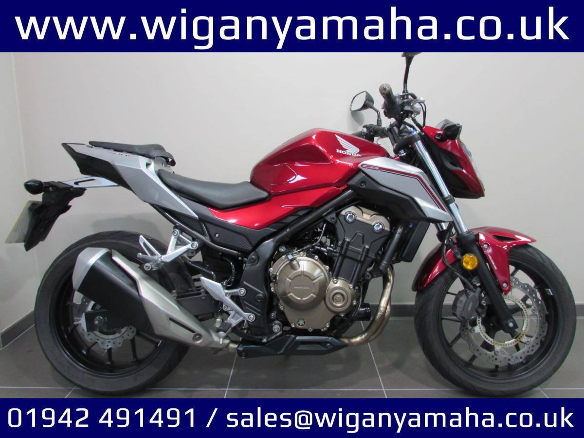 Buy Online HONDA CB500F