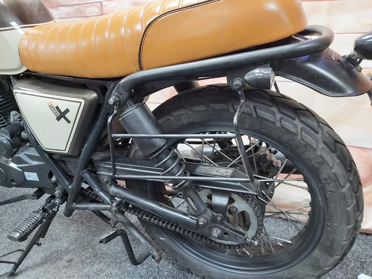 BRIXTON BX125 2020