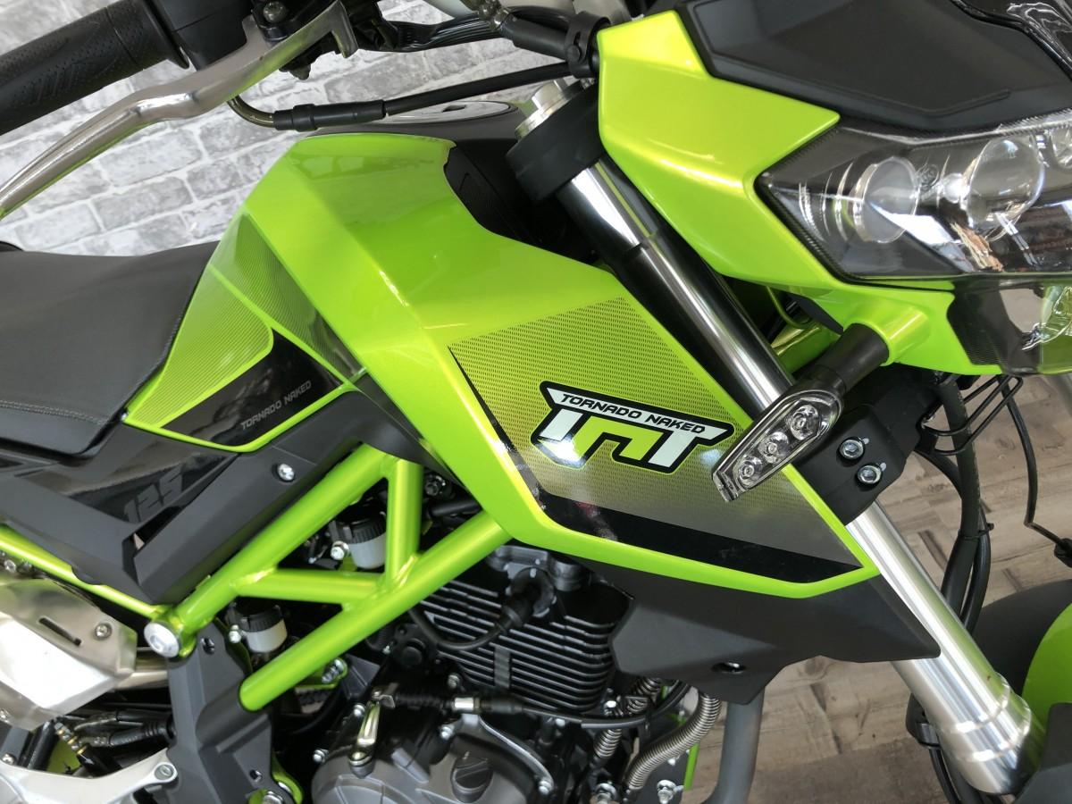 Benelli TNT 125 2020