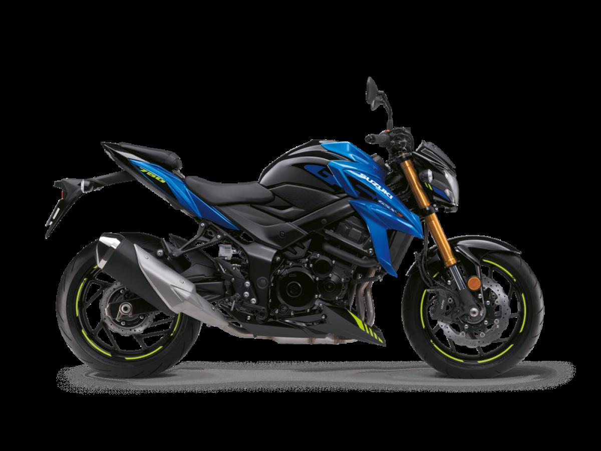 2020 Suzuki GSX-S750
