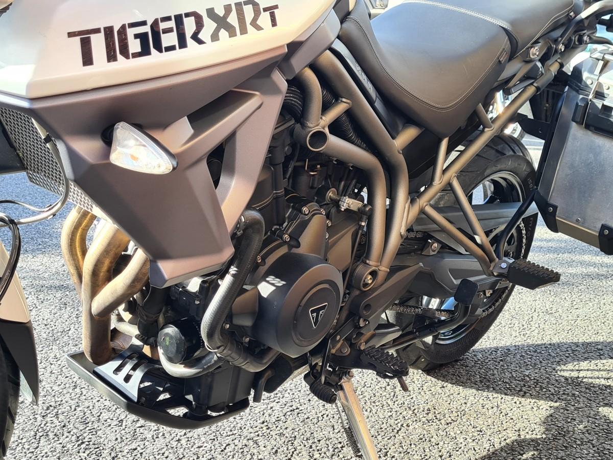 TRIUMPH TIGER 800 XRT 2017