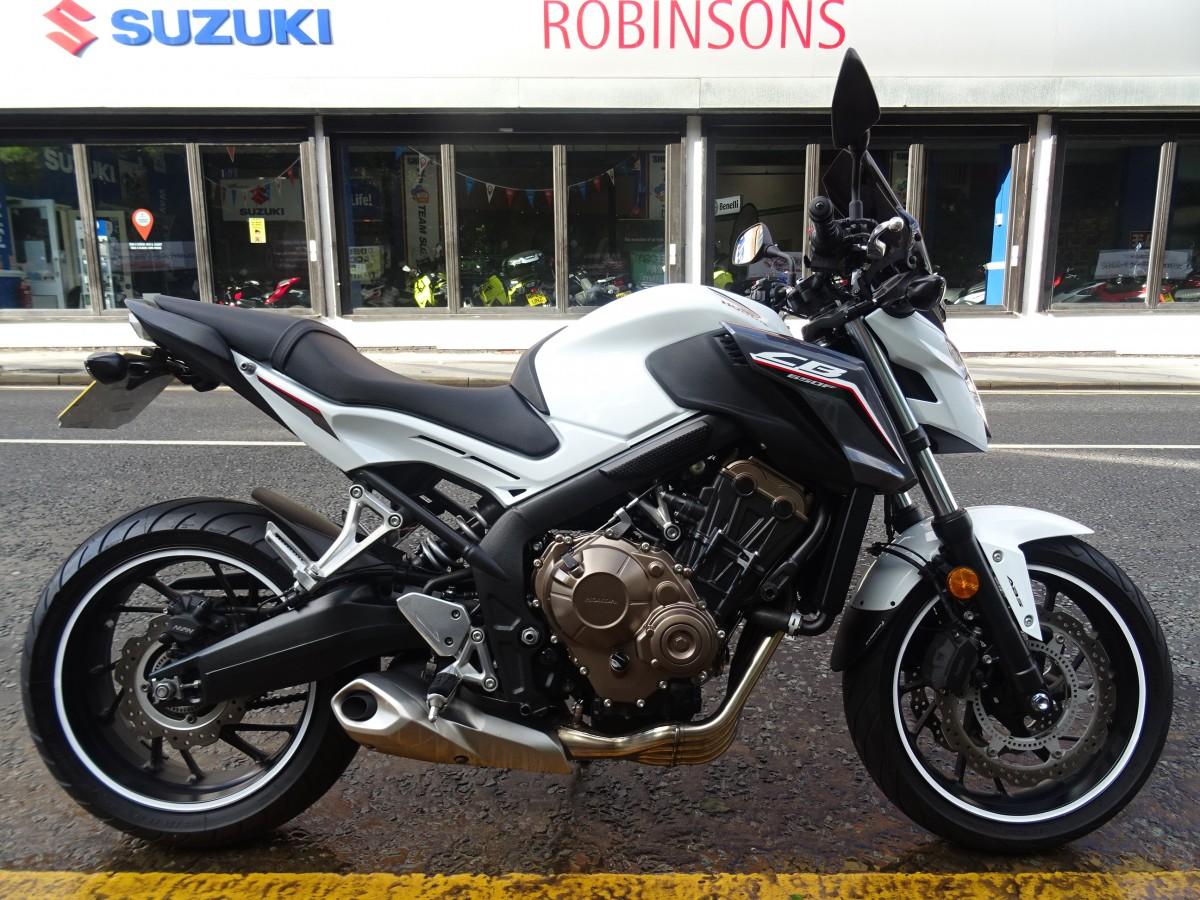 Buy Online Honda CB650 FA-H