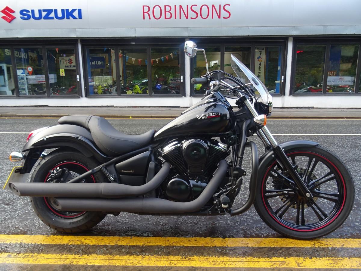 Buy Online Kawasaki VN900 C8F Custom