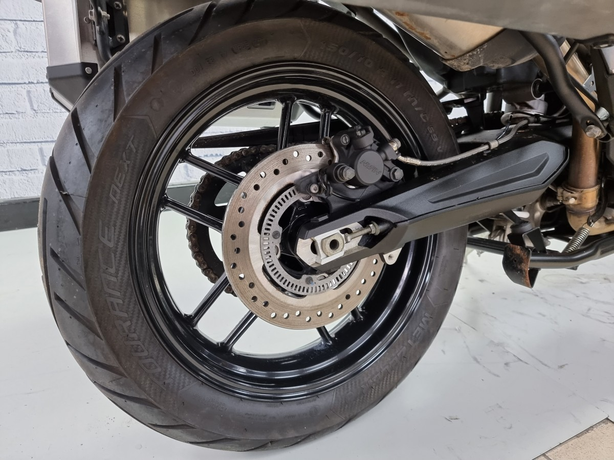 Triumph TIGER 800 XRX 2017