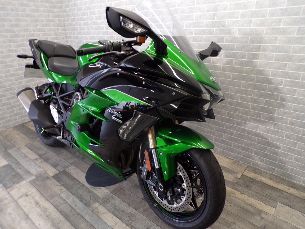 Kawasaki Ninja H2 SX SE BJF 2019
