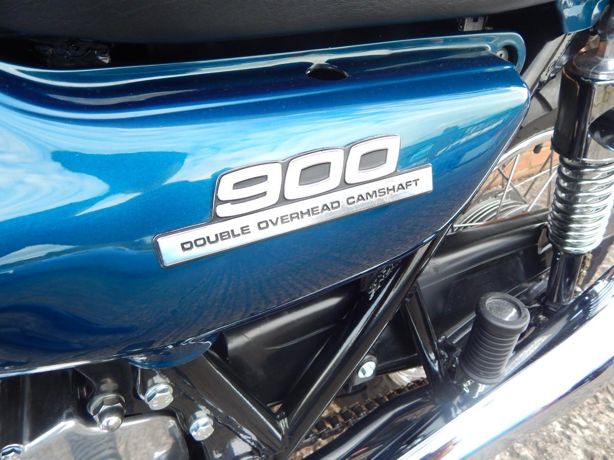 Kawasaki Z1 Z900 1976