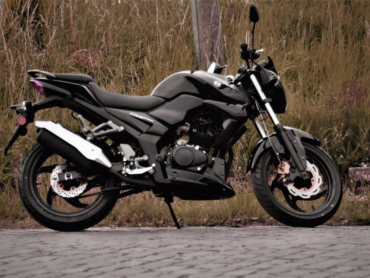 Sym Wolf SB 125cc E4 2021