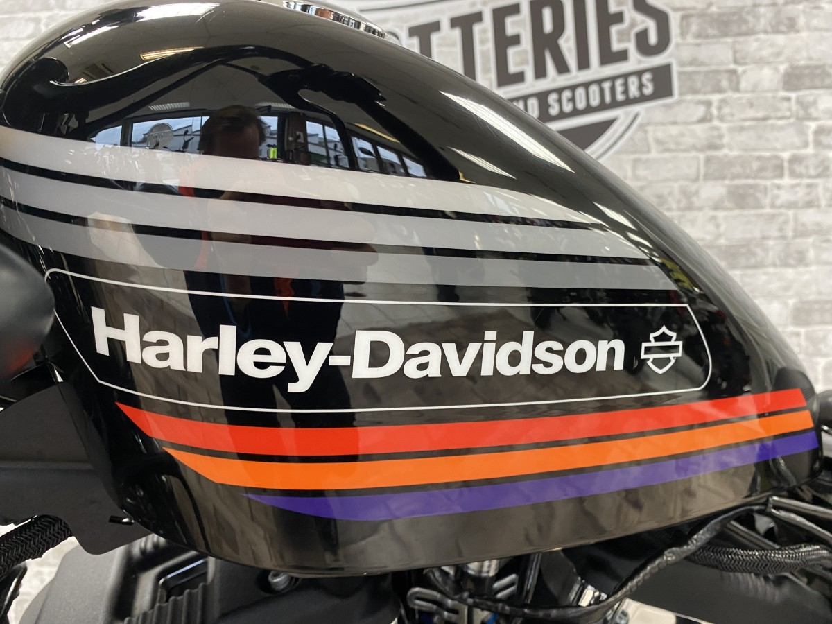 HARLEY DAVIDSON XL1200XS FORTY EIGHT SP18 2019