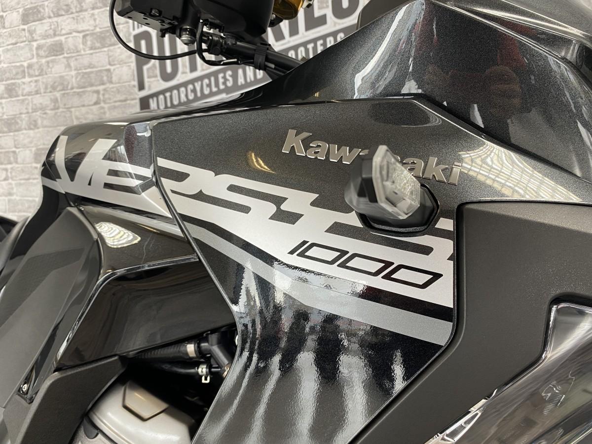 2020 KAWASAKI Versys 1000 SE Grand Tourer