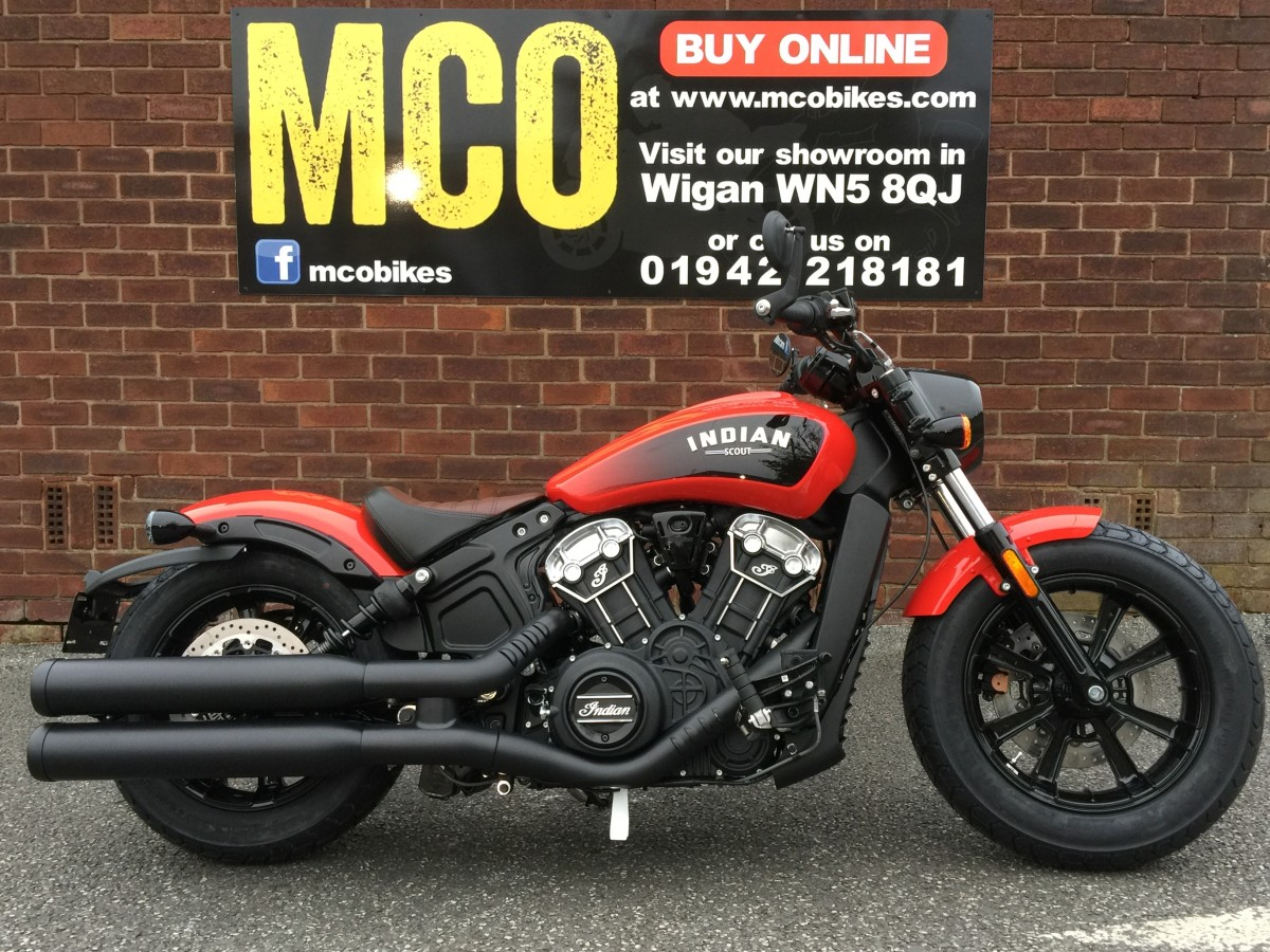 Indian Scout Bobber Icon 2021