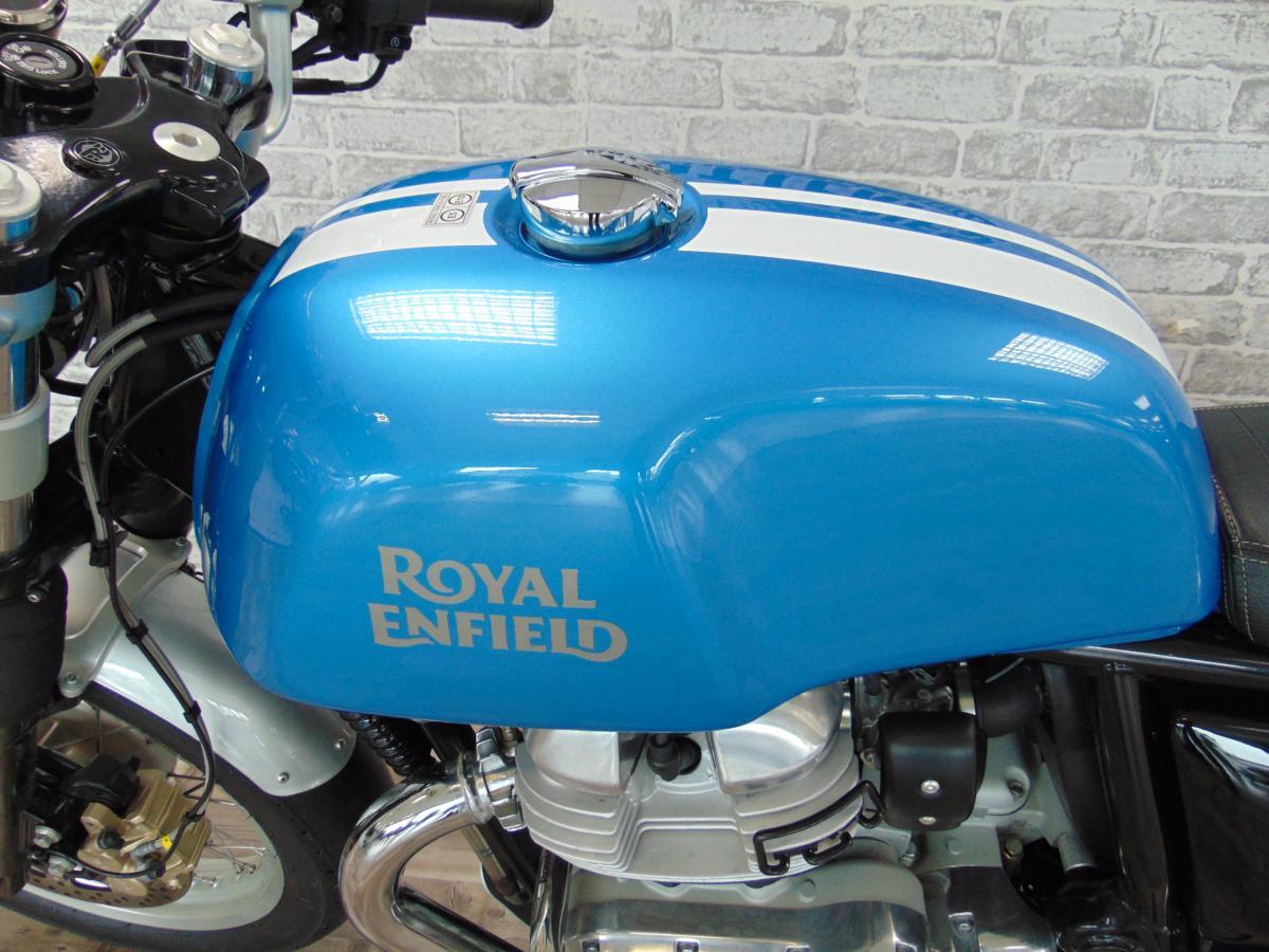 ROYAL ENFIELD CONTINENTAL GT 650 2019